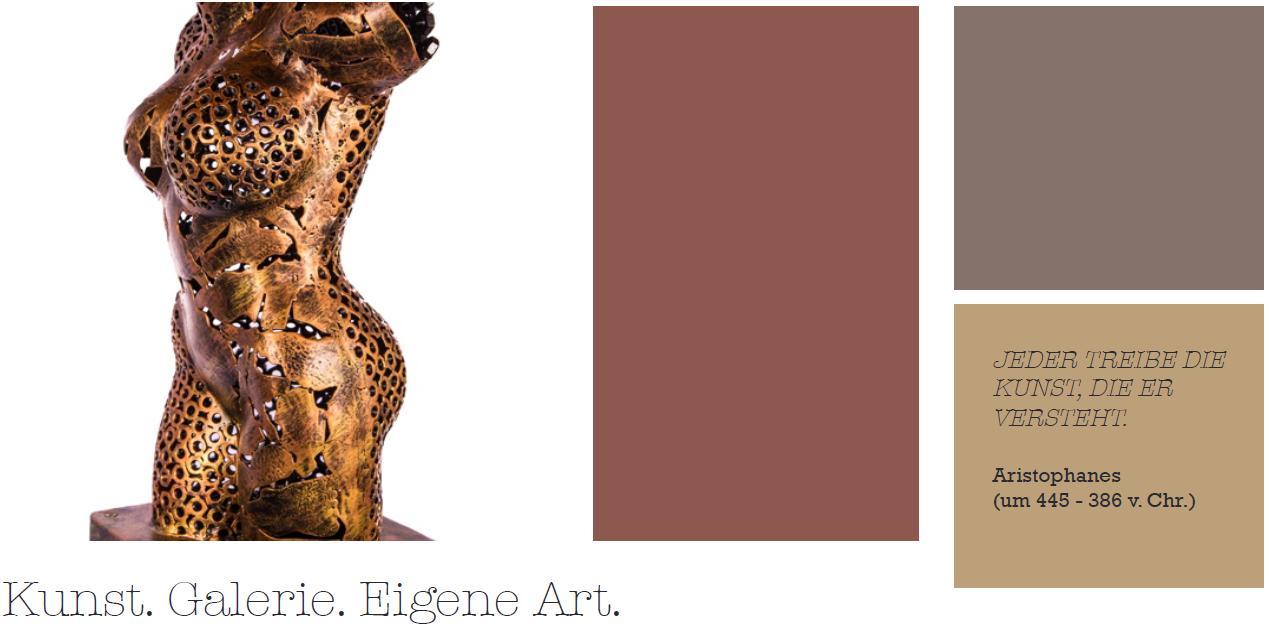 Galerie EigeneArt - Home: www.galerie-eigeneart.de